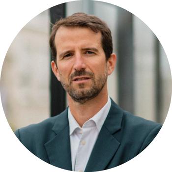 Didier Rondel - Fragmos Chain CLIENT RELATIONSHIP OFFICER