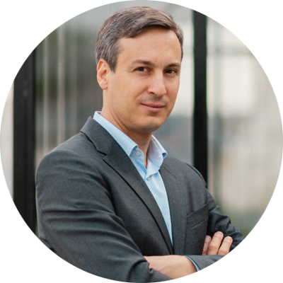 Philippe Redaelli - Fragmos Chain Chief Product Officer